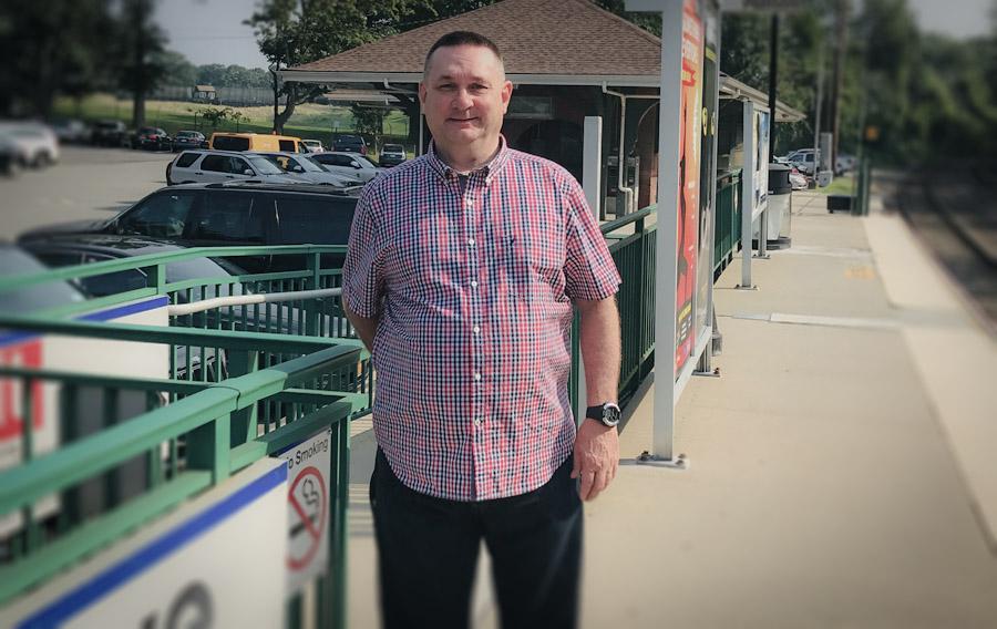 Chuck Trout, Publix Supermarket Manager