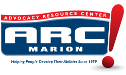 Advocacy Resource Center Marion County Logo